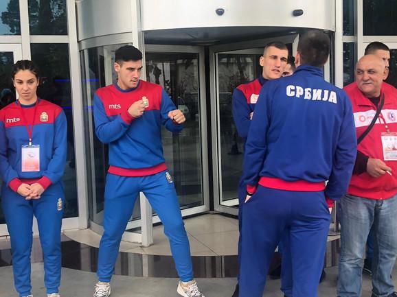 Bokserska reprezentacija Srbije