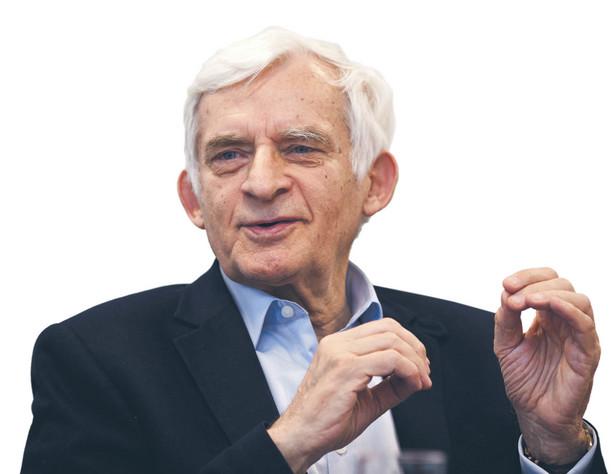 Jerzy Buzek, europoseł i członek komisji PE ds. energii, były premier i szef PE, fot. Wojtek Górski