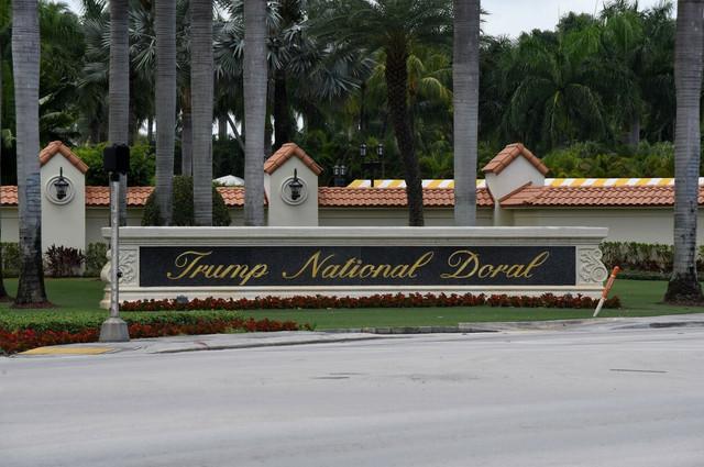 Trampovo golf odmaralište kod Majamija