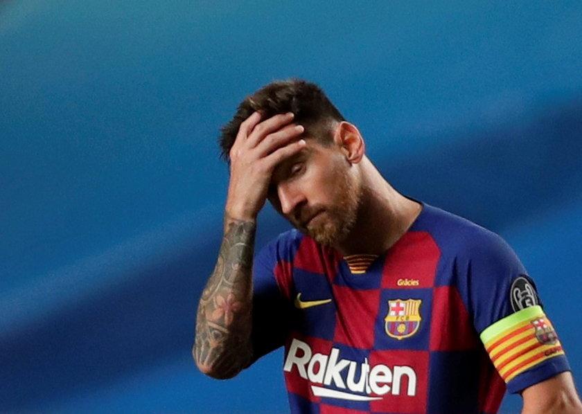 Argentyńczyk jest legendą FC Barcelona