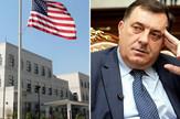 ambasada SAD u BiH i Milorad Dodik