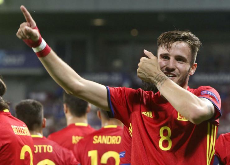 Mlada fudbalska reprezentacija Španije, Mlada fudbalska reprezentacija Italije