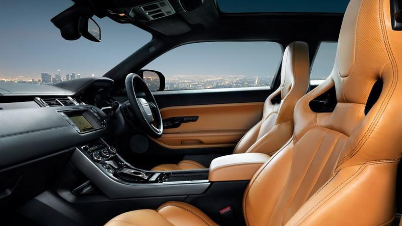 Podczas Targów Motoryzacyjnych w Pekinie firma Land Rover wspólnie z Victorią Beckham zaprezentowała luksusową edycję Range Rovera Evoque