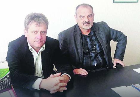 Goran Đorđević i doktor Dragan Prodanović