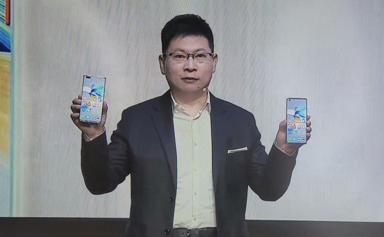 Huawei Mate 40 Pro i Mate 40 Pro+