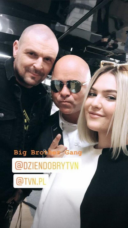 Klaudiusz, Gulczas i Vanessa