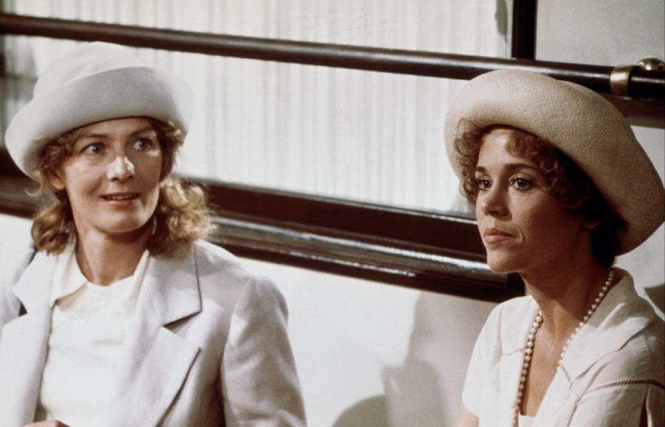 """Lillian i Julia, """"Julia"""", reż. Fred Zinnemann, 1977 r."""