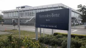 Mercedesy też palą więcej niż wskazuje producent? Śledztwo i przeszukania w Niemczech