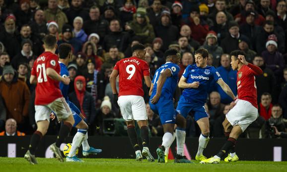 Mančester junajted, Everton