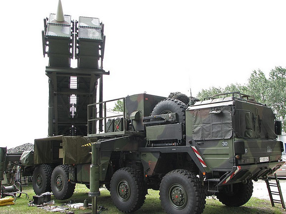 patriot, američko oružje, antiraketni sistem