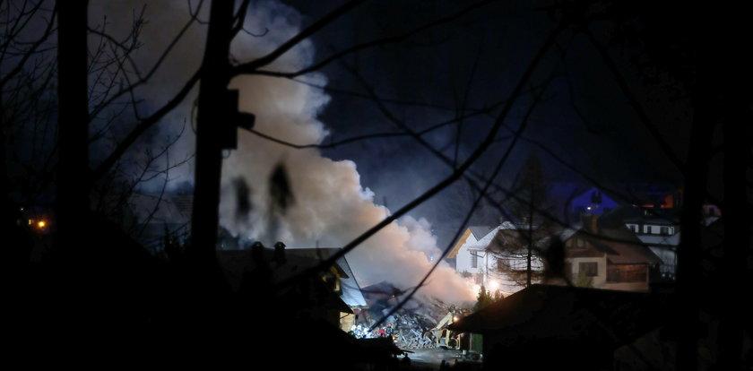 Podano prawdopodobną przyczynę eksplozji w Szczyrku