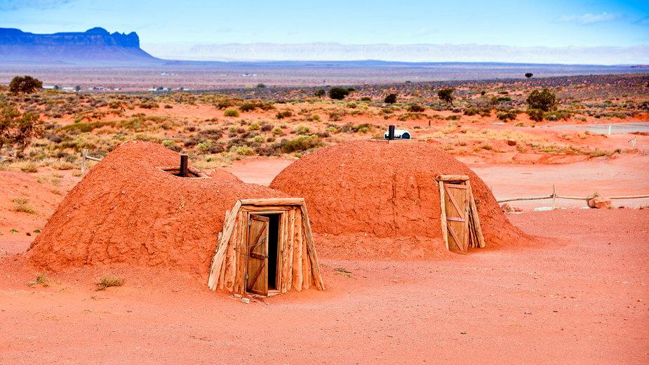 Plemię Navaho w Arizonie