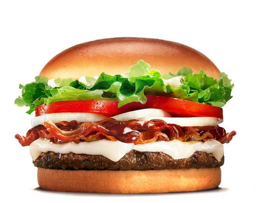 Wakacyjne menu Burger King