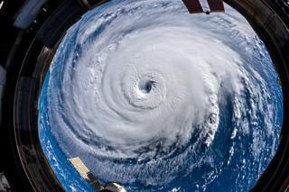 USA: Trump odwiedzi tereny dotknięte przez huragan Florence