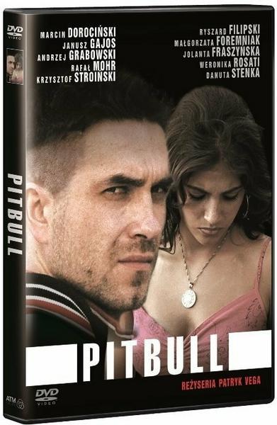 """""""Pitbull"""", okładka DVD"""