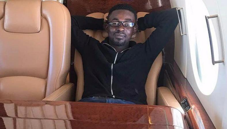 Nana Appiah Mensah declared wanted