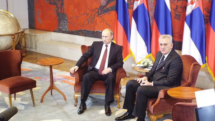 Rusija će smanjivati isporuku gasa zbog tranzitnih rizika