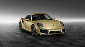 Porsche 911 Turbo z pakietem Aerokit