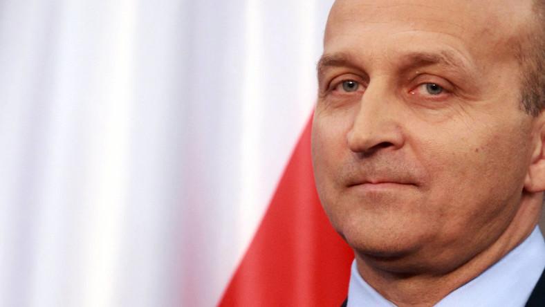 Marcinkiewicza wizje polskiej sceny politycznej