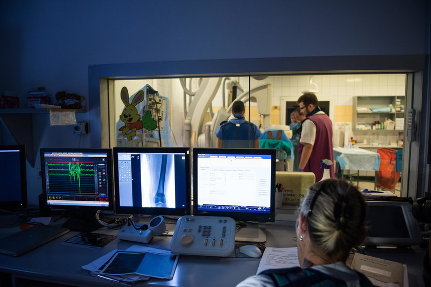 Angiodroid pomaga chirurgom z WSS nr 4 w Bytomiu w leczeniu miażdżycy