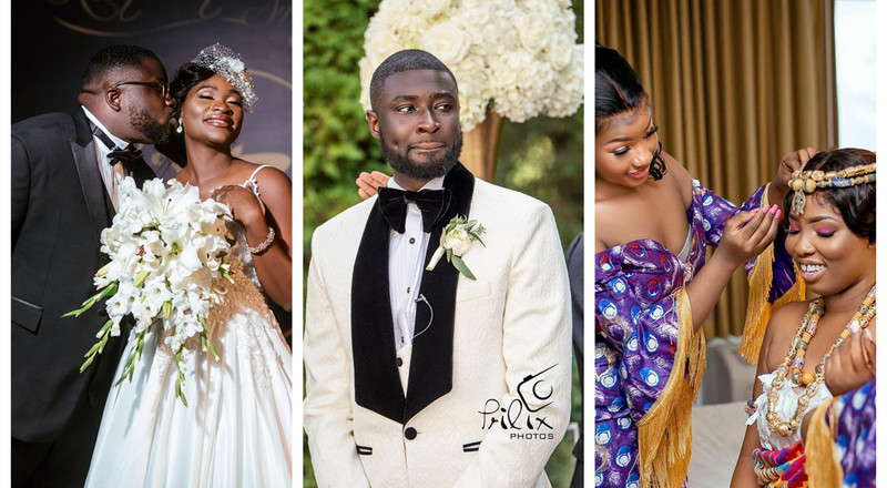 Top 10 photographers in Ghana that will capture all the beautiful memories at your wedding