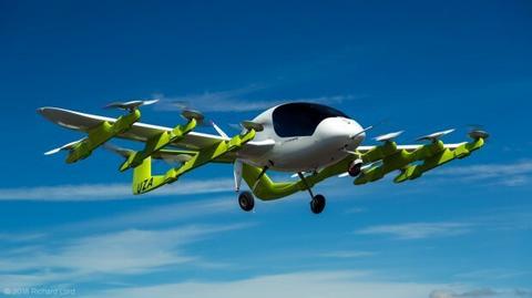 Cora to latający samochód, nad którym pracuje firma współzałożyciela Google'a