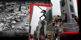 Skandal! Urządzili imprezę pod Pomnikiem Katyńskim w Jersey City!