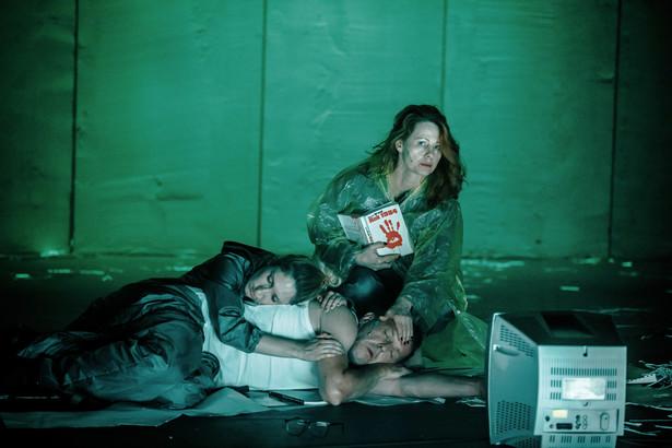 """""""1984"""" George'a Orwella w Teatrze Powszechnym, fot. Krzysztof Bieliński"""