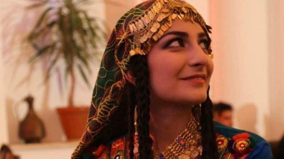 """Kolorowy protest Afganek. """"Tak wygląda nasz tradycyjny strój"""""""