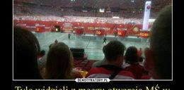 Skandal na meczu otwarcia mundialu! Zapłacili krocie za bilety, nie widzieli boiska!