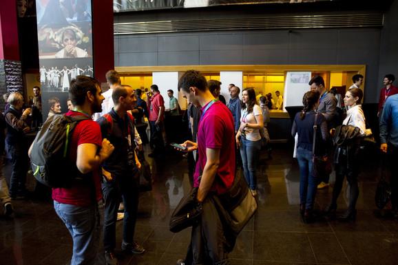 Više od 300 mladih IoT entuzijasta i IT stručnjaka bilo je na konferenciji