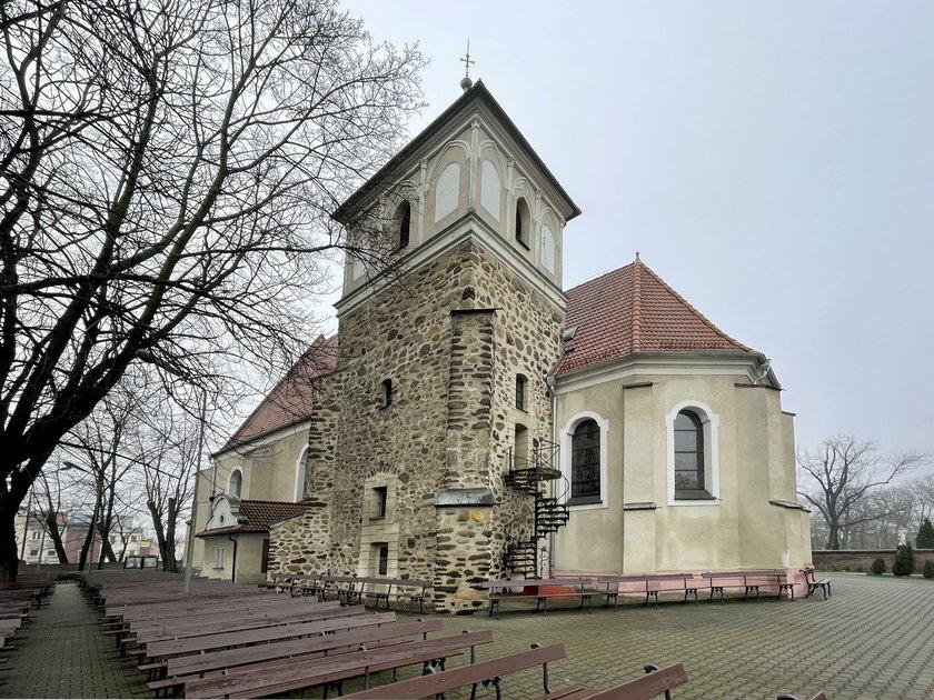 Kościół w Leśnicy