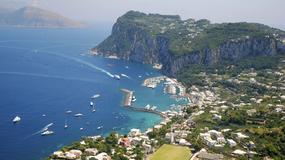 """Mieszkańcy Capri narzekają. """"Życie w pięknym miejscu nie przekreśla problemów"""""""