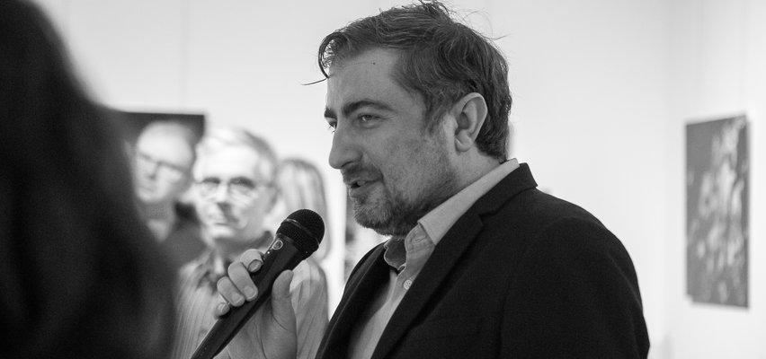 Juliusz Machulski w żałobie. Zmarł aktor i dziennikarz Olaf Eysmont