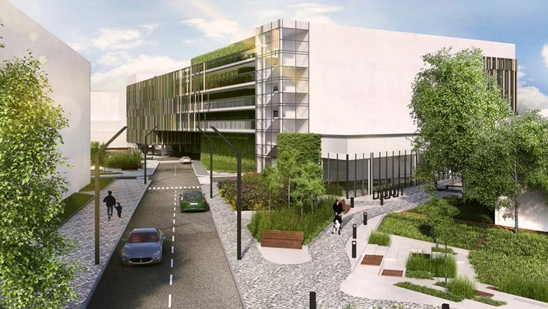 Coraz bliżej budowy wielopoziomowego parkingu w centrum Kielc