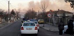Eksplozja pociągu. 7 osób nie żyje, ponad 20 rannych