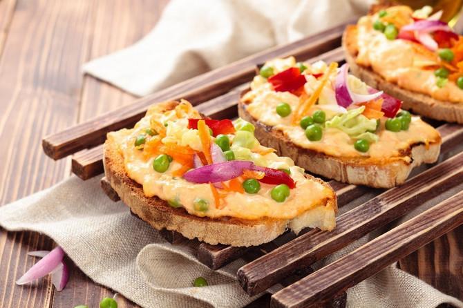 Prolećno povrće možete kombinovati na raznovrsne načine
