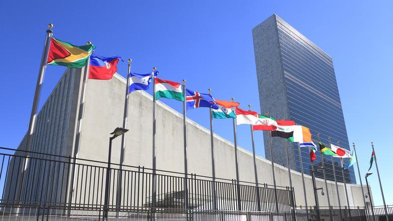 Budynki ONZ w Nowym Jorku
