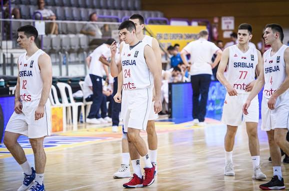 Reprezentativci Srbije