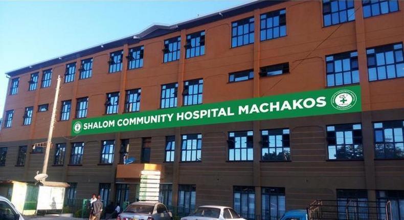 Shalom Hospital medics charged