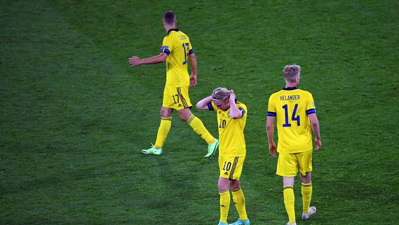 Szwedzi po porażce z Ukrainą