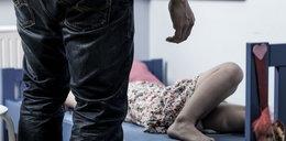 Ochroniarz z Nowej Huty gwałcił córki i znęcał się nad żoną