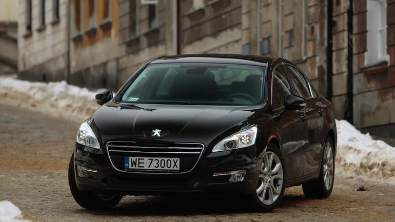 Peugeot 508: czy jeździ tak samo jak wygląda?