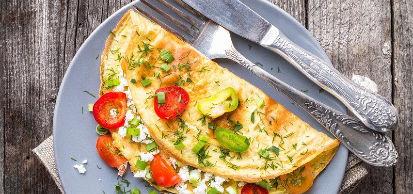 Omlet, czyli śniadanie po królewsku