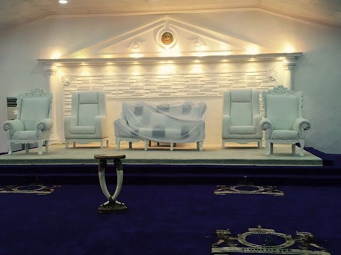 Inside the Ooni's Palace [The Herald Nigeria]