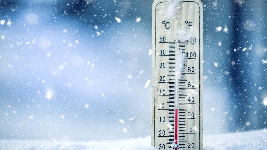 Pogoda na czwartek. Będzie zimno a miejscami może spaśc śnieg
