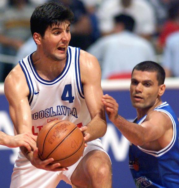 Jedan od najboljih evropskih košarkaša u istoriji: Dejan Bodiroga