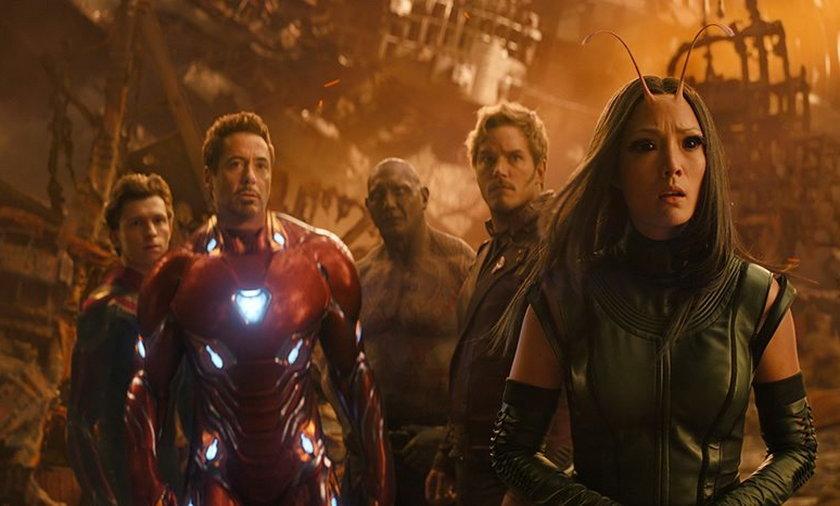 Avengers: Wojna bez granic.