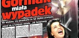 Koszmarny wypadek Edyty!!!