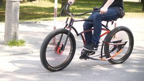 """Wirtuoz od rowerów. Jego """"cuda"""" kupuje cały świat"""